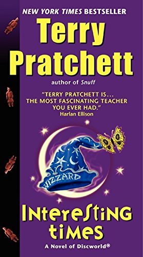 (Interesting Times: A Novel of Discworld)
