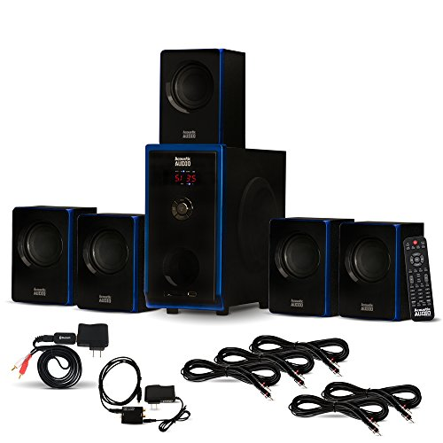Digital Surround Sound System - 9