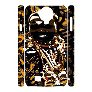 Ecaseshop Cell phone Samsung Galaxy S4 i9500 Cases Shaped pattern Hard 3D Case XB216070