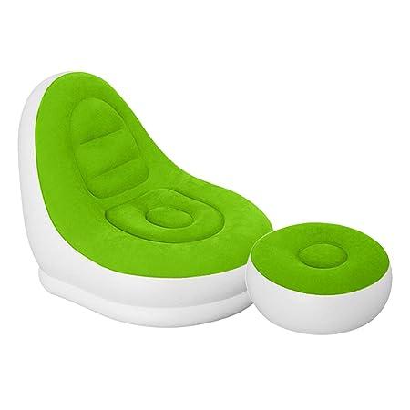 Maxibird Lounge Chair Hinchable con Tumbona Plegable ...