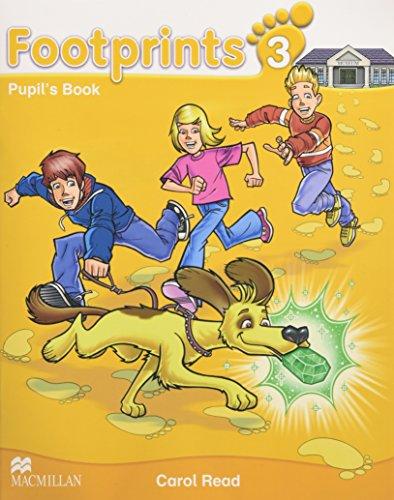Footprints 3 - Pupil's Book - 9780230012103 por C. Read