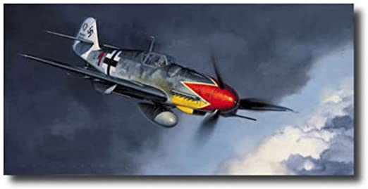 Aviation Art Print A//P RAMPAGE OF THE ROARING 20/'S by Jack Fellows