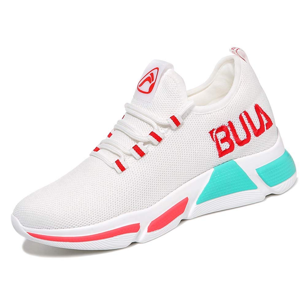 Stylish and Comfortable Breathable Student Running Shoes XLY Womens Spring Thick Bottom Casual Shoes