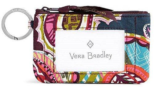 Vera Bradley Zip ID Case in Heirloom Paisley by Vera Bradley (Image #1)