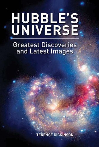 Hubble's Universe: Greatest Discoveries and Latest Images ()
