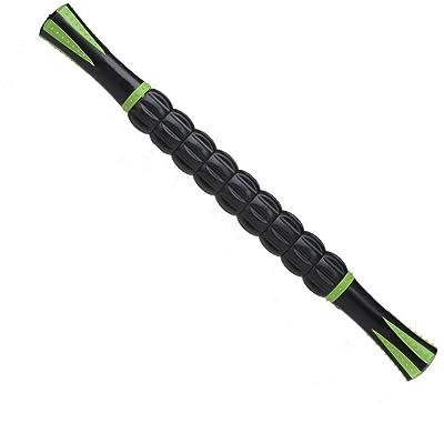 équipement de fitness Top Rated Muscle Roller Stick Sports Outil de massage pour desserrer Coton Rouleau de yoga jambe Corps