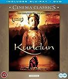 Kundun (Blu-ray + DVD) -Region 2 Import