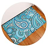 2019 New Geometry Print Carpets Non-Slip Kitchen Rugs for Home Living Room Floor Mats 40x60cm,10,40x60cm