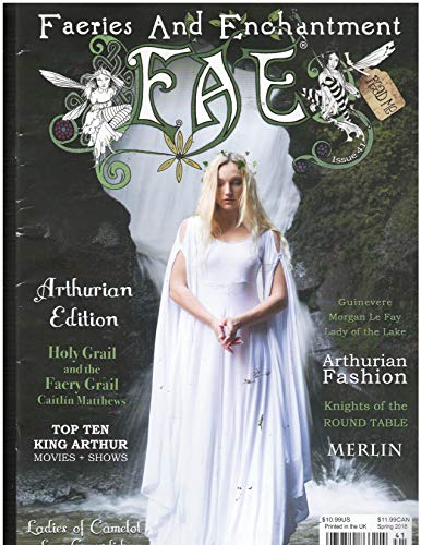 FAE Faeries and Enchantment Magazine Spring 2018