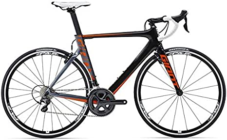 GIANT Propel Advanced 1 Ltd 28 Pulgadas Bicicleta Negro/Plata ...