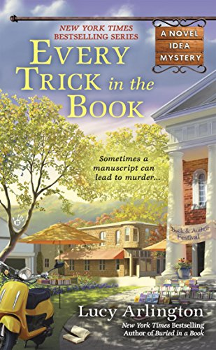 Every Trick in the Book (A Novel Idea Mystery 2)