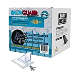 Snow Guard 50-Mini 1.5-in x 4-in Polycarbonate Roof Cleat Snow Guard