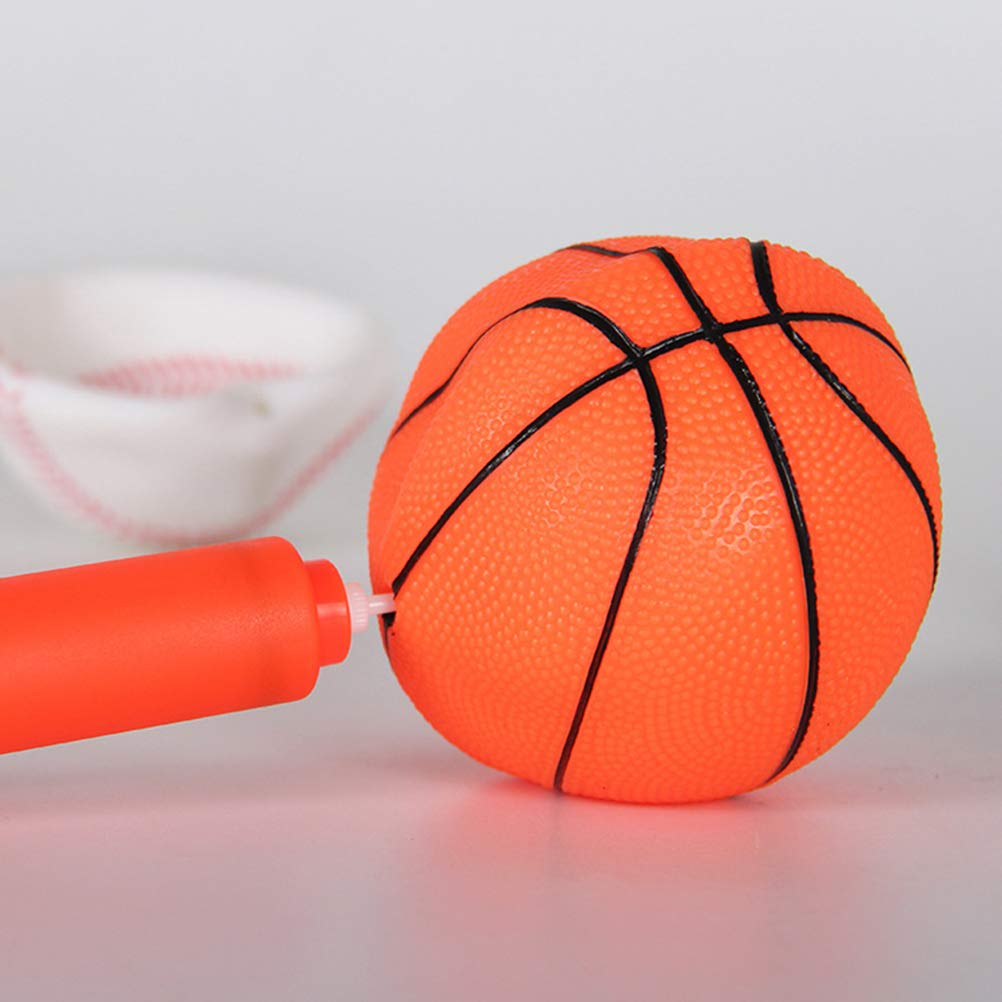 YeahiBaby Mini Pelota de Baloncesto Inflable Pelota de Deportes ...