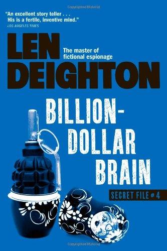 The Billion Dollar Brain by Len Deighton