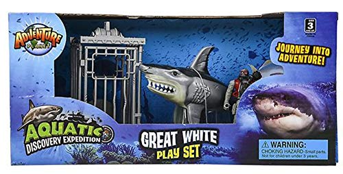 HAPPY DEALS ~ Shark Attack Figur...
