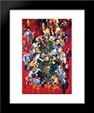 The Gaming Table 20x24 Framed Art Print by Neiman, LeRoy