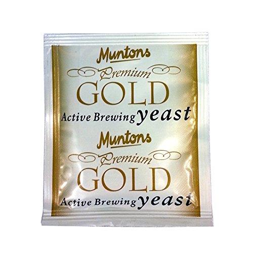 Gold Yeast Premium - Munton's Premium Gold Yeast (6 grams)