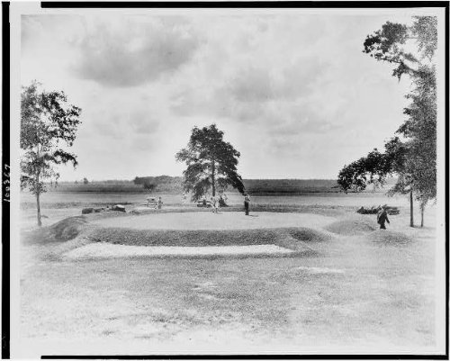 Infinite Photographs Photo: Green Number 2,Hole,Golfcrest Golf Course,Outdoor Sports,Houston,Texas,TX,1900 (Outdoor In Stores Furniture Houston)