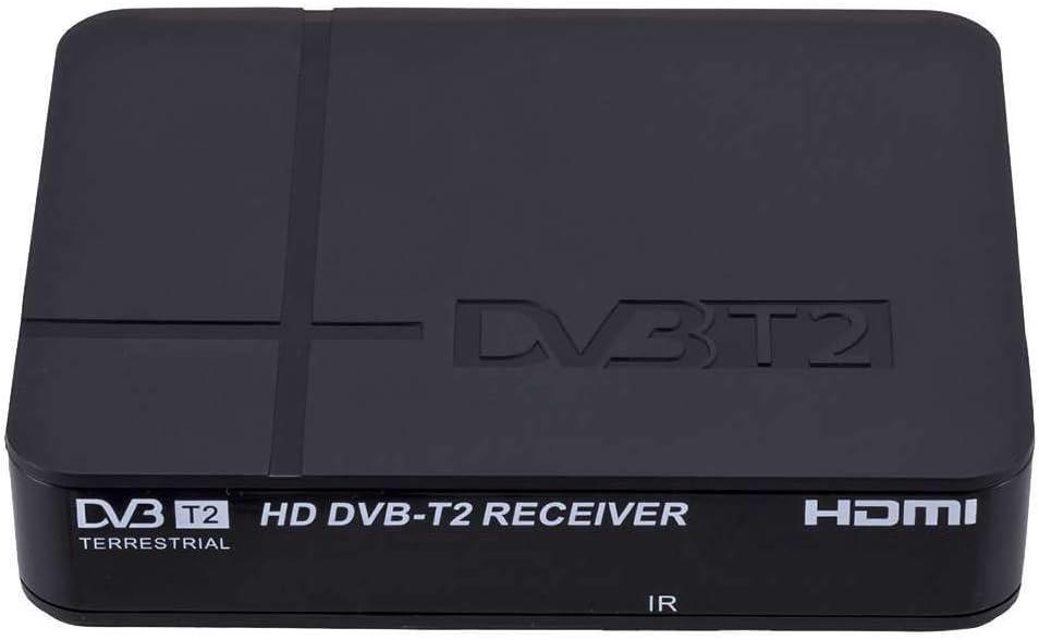Sunlera Mini HD DVB-T2 K2 STB MPEG4 DVB T2 Receptor de TV Digital USB de la Ayuda/HD Mini Sistema de la Caja de TV para Europa