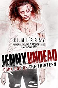 Jenny Undead by J.L. Murray ebook deal