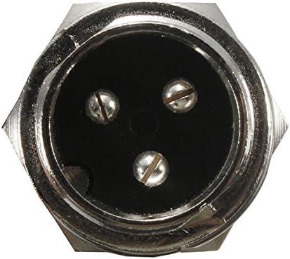 Viviance Chargeur De Batterie /Étanche Connecteur Socket Pocket /& Cap pour Dirt Bike Scooter