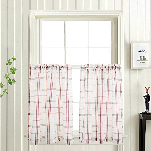 Jinchan Kitchen Curtains