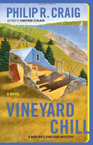Vineyard Chill: A Martha's Vineyard Mystery (Martha's Vineyard Mysteries) pdf epub
