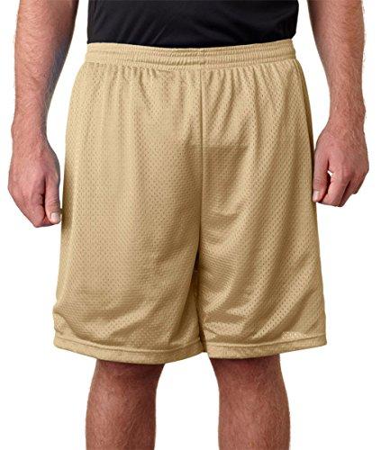 Badger Adult Mesh/Tricot 7-Inch Shorts B7207
