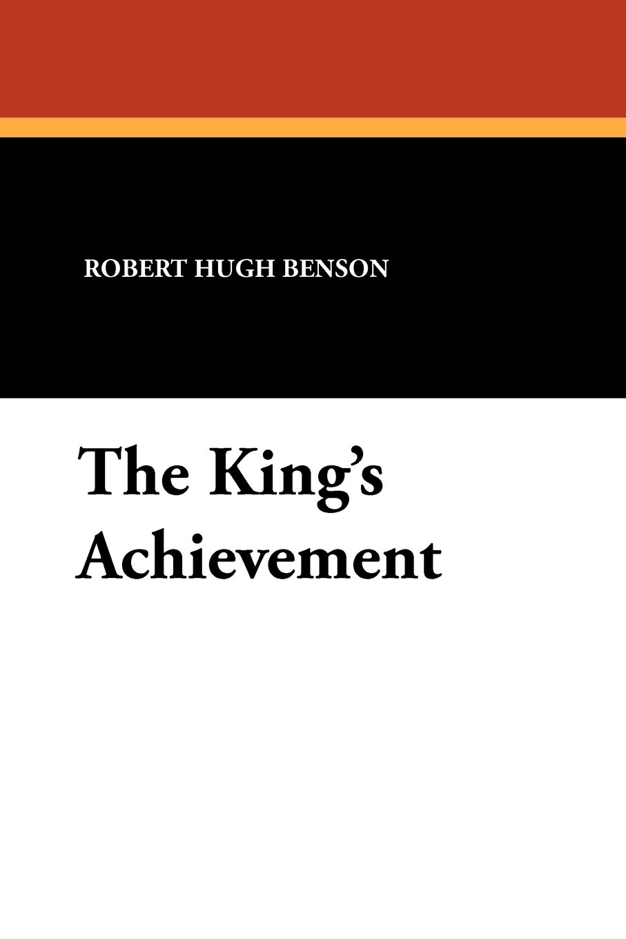 The King's Achievement PDF
