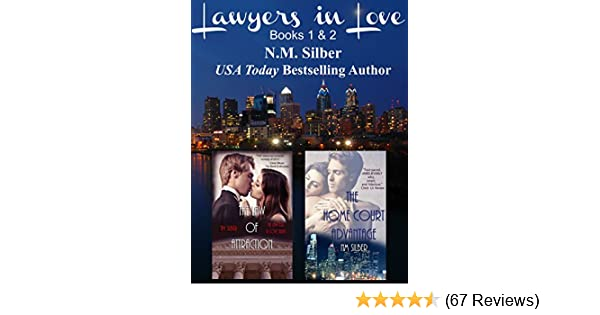 Lawyers In Love Books 1 2 Boxed Set Kindle Edition By Nm