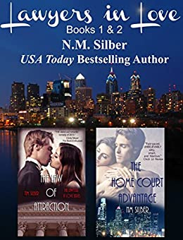 Lawyers in Love, Books 1 & 2 Boxed Set by [Silber, N.M.]