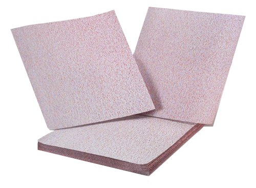 Sungold Abrasives 11108 9-Inch by 11-Inch 120 Grit Sanding Sheets Stearated Aluminum Oxide, 25-Pack