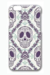 Case Cover For Apple Iphone 6 Plus 5.5 Inch 3D Fashion Print Drop Protection Case Cover For Apple Iphone 6 Plus 5.5 Inch Skeletons In Frame Scratch Resistant es