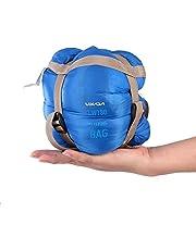 Lixada Envelope Sleeping Bag 190 * 75cm Multifunction Ultra-Light 680g Outdoor Camping Travel Hiking