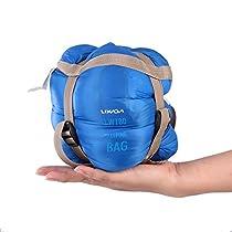 Lixada Envelope Outdoor Sleeping Bag Camping and Hiking Sleeping Bag Outdoor bag