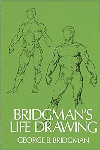 Bridgmans Life Drawing Dover Anatomy For Artists George B