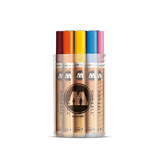 Molotow One4All 227 HS 12er Set 1 Review