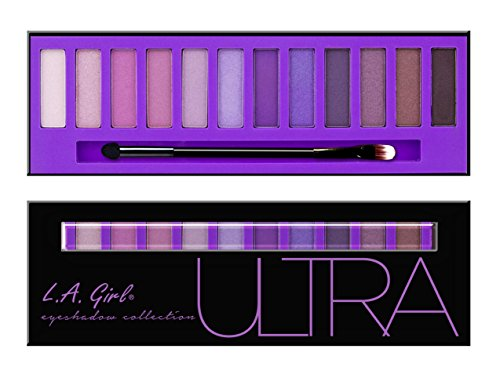 L.A. Girl Beauty Brick Eyeshadow, Ultra, 0.42 Ounce