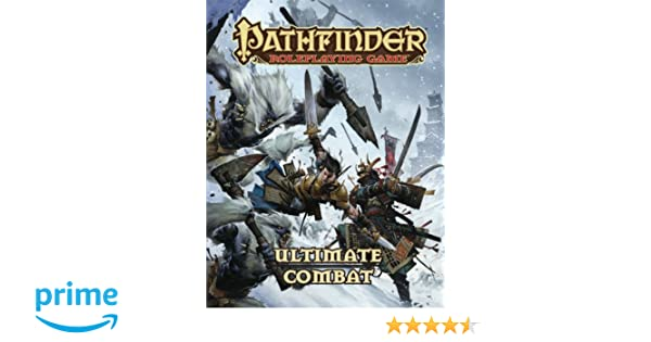 Pathfinder Roleplaying Game: Ultimate Combat: Amazon.es ...