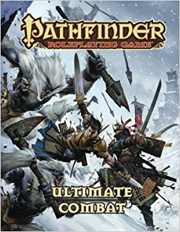 Pathfinder Roleplaying Game: Ultimate Combat: Amazon.es ...