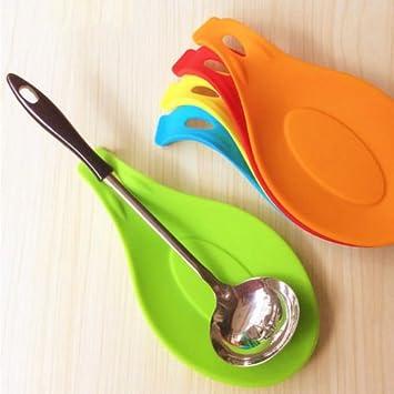 Placehap - Esterilla de silicona para utensilios de cocina, diseño ...