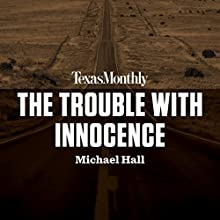The Trouble with Innocence Audiobook by Michael Hall Narrated by Christopher Ryan Grant