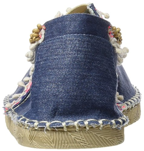 COOLWAY Women's Visun Espadrilles Blue (Navy / Marino 460) r0Jl5kvgt