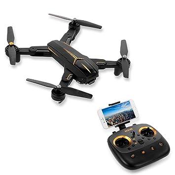 DHHZRKJ Drone GPS Remoto Drone con 2MP 5MP cámara HD 5G WiFi VR ...