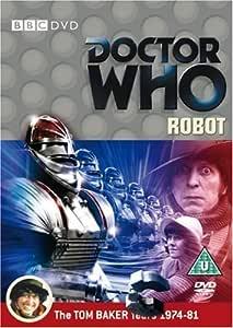 Doctor Who - Robot [Reino Unido] [DVD]: Amazon.es: Tom Baker, Tom ...