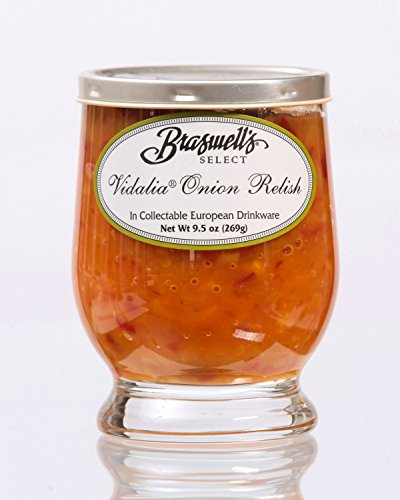 Braswells, Relish Vidalia Onion, 9.5 Ounce