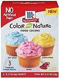McCormick Natural Food Color Assortment, 0.51 Ounce