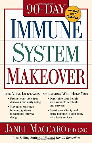 90 Day Immune System Revised: This vital life-saving information will help you:   ·  Protect your body from diseases and early aging ·  Maximize your ... and surveys ·  Boost your vitality a