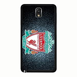 Beautiful Logo Liverpool Football Club Phone Case Cover For Samsung Galaxy Note 3 n9005