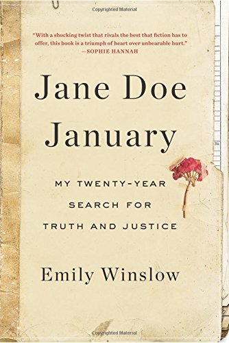 Jane Doe January by Emily Winslow | featured memoir